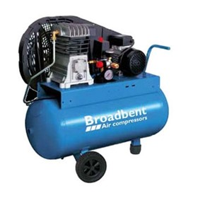Lubricated Reciprocating Air Compressors | NB20C/50