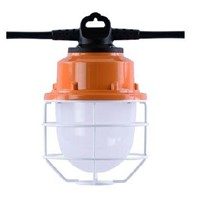LED Construction String Light 200W 240V AC Lamps