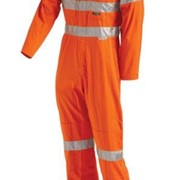 Lightweight Orange Coveralls | WORKIT