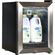Mini Bar Fridge For Milk Storage With Coffee Machines  | HUS-SC23C