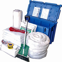 Spill Kit - Oil and Fuel Space Case 490L Absorbent Capacity (SKH450)