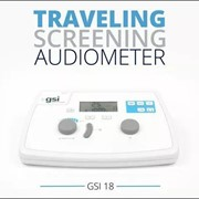 GSI 18 Screening Audiometer