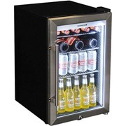 WEG Art NRL Melbourne Storm LED Mini Bar Fridge 70L