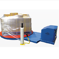 Turntable Pallet Wrapper - Orbitwrap - OR-500