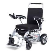 Electric Folding Wheelchair | Freedom Chair DE08 Premium Lite