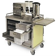 Breakfast Service Trolley (Model BBT)