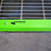 New Green Stair Nosings | Gripmaster Nano555