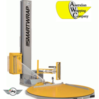 Automatic Pallet Shrink Wrapper | PKG Smartwrap