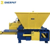 Industrial Metal Cans Baler