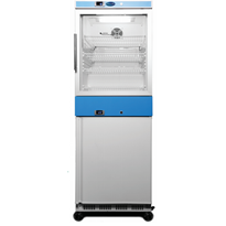 Pharmacy Fridge & Freezer Combo | Nuline HRF400 2T