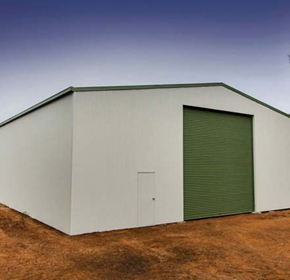 Small Industrial Sheds