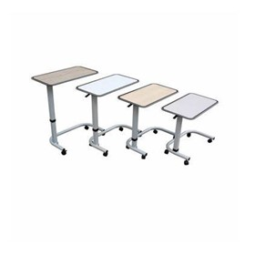 Hpl Overbed Table Beige Table Beige Frame