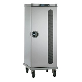 Roll' Service Hot Box 40 tray glazed door