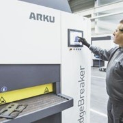Arku Deburring Machine | EdgeBreaker 4000