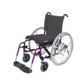 Glide G2 Joy Power Wheelchair Power Assist