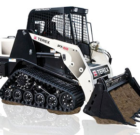 Skid Steer Loader | Terex PT-50