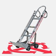 4xRC (Confined Space) Rotatruck | Wide Trolley | Hand Truck Handtruck