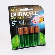 Duracell NIMH Rechargeable Batteries | AA / AAA