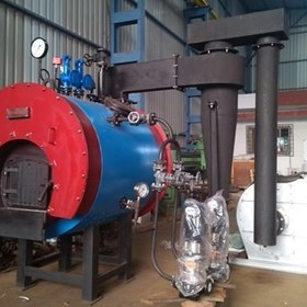 Industrial Boiler Removal & Relocation
