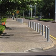 Fixed Bollards for Traffic / Pedestrian Control