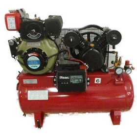4HP Diesel Air Compressor - 125 psi