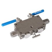 Double Block and Bleed Needle / Ball Valves