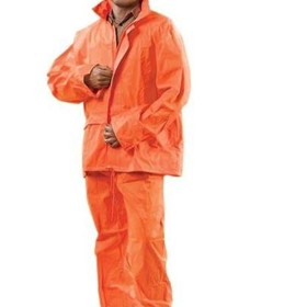 Protective Wear | Prochoice Rain Suit Hi-Vis Orange Parrshvo