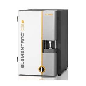 Carbon Sulphur Mineral Analysers | ELEMENTRAC CS-i