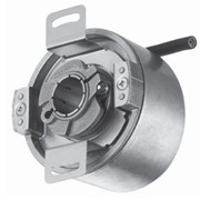 INHE Incremental Through Hollow Shaft Encoder