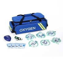Oxygen Therapy Regulator with Accessories