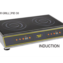 NEW Roller Grill Induction Range Launch at Fine Food 2017