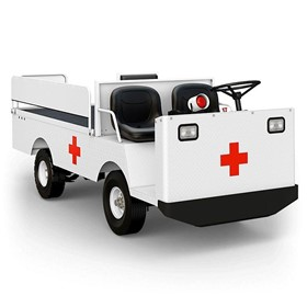 Electric Burden Carrier | Motrec Emergency Vehicle MX-360 Ambulance