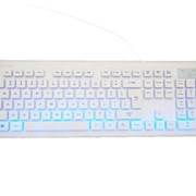 Washable Keyboard White | Wamee WMKB-2
