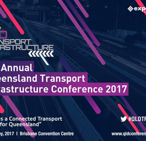 8th Annual Queensland Transport Infrastructure Conference 2017