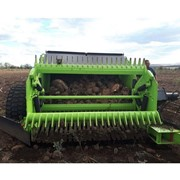 Plough, Hoe & Rake Attachment I Rock Picker 5000 Titan