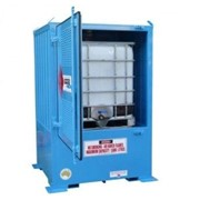 Outdoor Dangrous Goods Storage Cabinets for IBCs