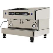 Boema | 2 Group Coffee Machine | MAESTRO AM 2V15A STS