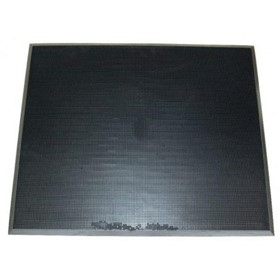 Heavy Rubber Finger Boot Scraping Mat
