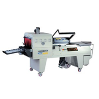 Semi Automatic Shrink Wrapping Machine | Minipack Media