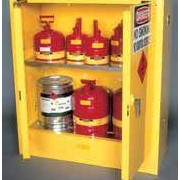 Justrite 160L Flammable Storage Cabinet