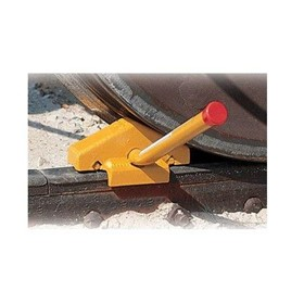 Steel Railcar Wheel Chocks