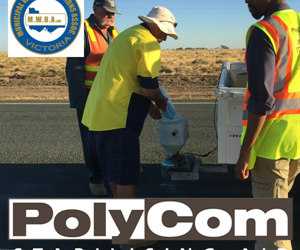 Disruptive technology and innovation made in Australia for Australian road conditions - PolyCom Stabilising Aid