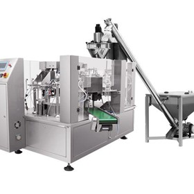 Rotary Packing Machine | CWS SW-R8-200