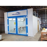 Kit Form Budget Spray Booth