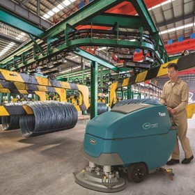 Walk Behind Scrubber Dryer | T600
