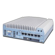 Nuvo-7000LP - Fanless Rugged Embedded Computer with 6xGbE