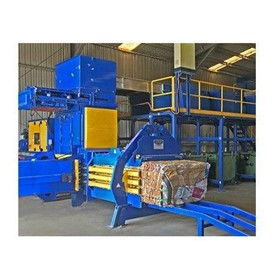 PAM Automatic-tie Horizontal Balers