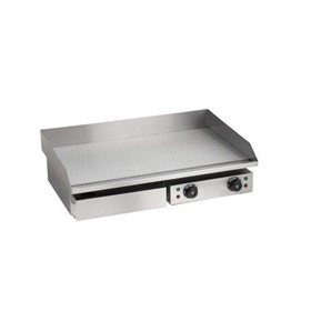 Commercial Electric Griddle & Grill Hot Plate 73cm 4.4kW