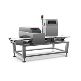 Combo Metal Detector and Checkweigher - IMC