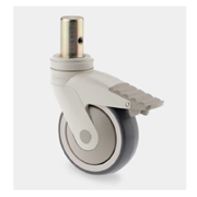Synthetic Brake Castors | Levina